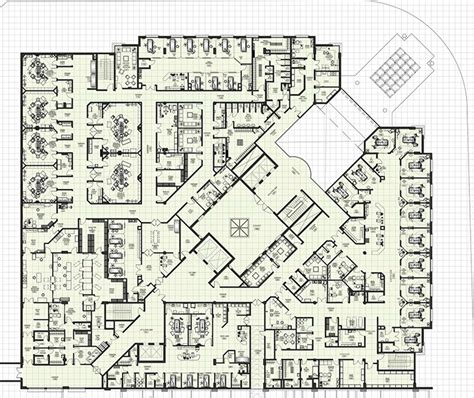 Floor Plan Designers by Equipment Layout Amp Technical Services Uhs Hospital