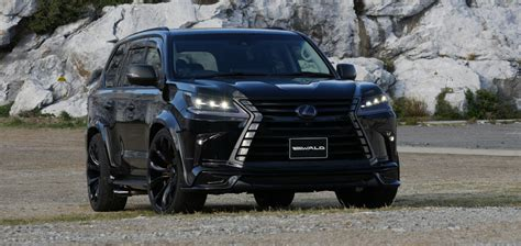 wald lexus lx570 top wald sports line lx 570