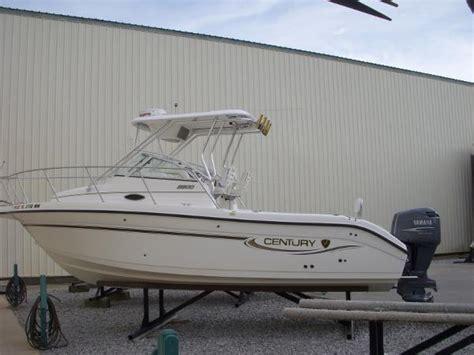 century 2600 walkaround boats sale century 2600 walkaround boats for sale boats