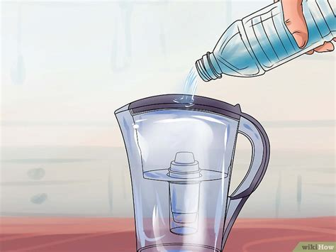 come filtrare l acqua rubinetto 4 modi per filtrare l acqua wikihow