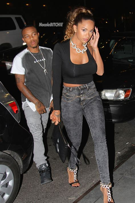 bow wow is officially off the market engaged to love hip hop shad moss and erica mena hybrid stars