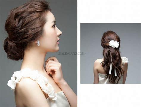 hairstyles let down korea pre wedding photoshoot weddingritz com 187 hesed