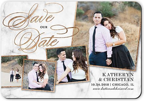 Christmas Party Save The Date Cards   Shutterfly
