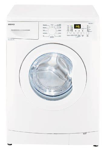 waschmaschine mengenautomatik sinnvoll beko wml 51231 e test klartest de