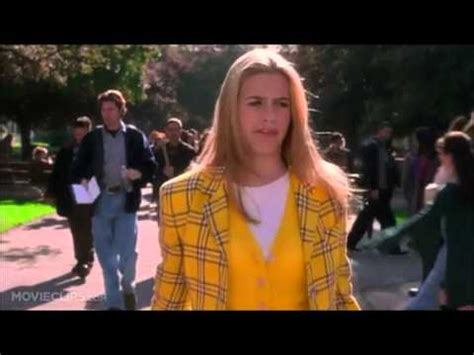 Clueless Movie Meme - clueless 1995 cher quot as if quot youtube
