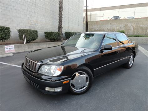 2000 Lexus Rx300 Interior 1998 Lexus Ls 400 Pictures Cargurus