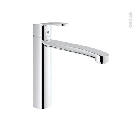 Robinet Grohe Eurostyle Cosmopolitan by Robinet De Cuisine Eurostyle Cosmopolitan Mitigeur Chrom 233