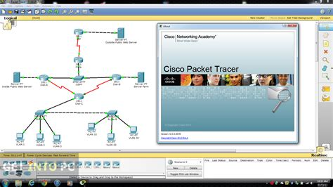 tutorial cisco packet tracer untuk pemula free download software cisco packet tracer terbaru full