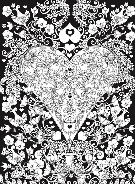coloring pages with black background welcome to dover publications