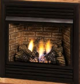 monessen dfx32pvc ventless gas fireplace propane new ebay