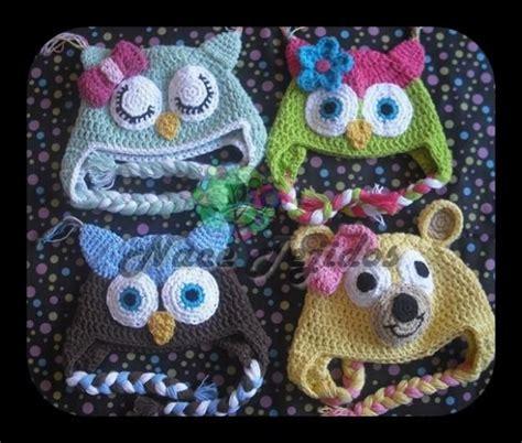 gorros tejidos en crochet para bebes de animalitos 2016 10 gorros tejidos de animalitos gorros tejidos