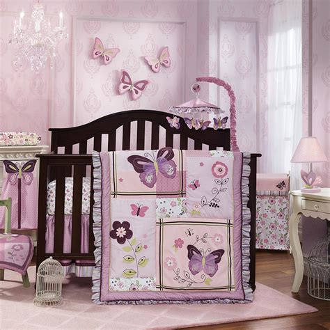 butterfly crib bedding sets home furniture design