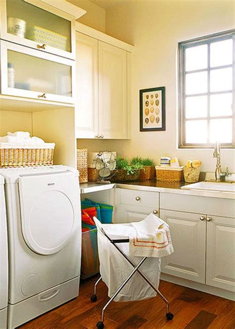 78 Images About Decorating Laundry Room Inspiration On Yellow Laundry