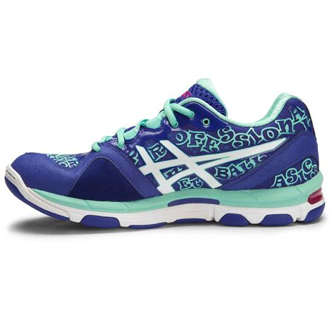 Sepatu Asic Gel Netburner asics gel netburner professional 12 womens netball shoes