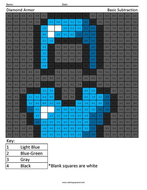 minecraft coloring pages diamond armor diamond steve coloring pages