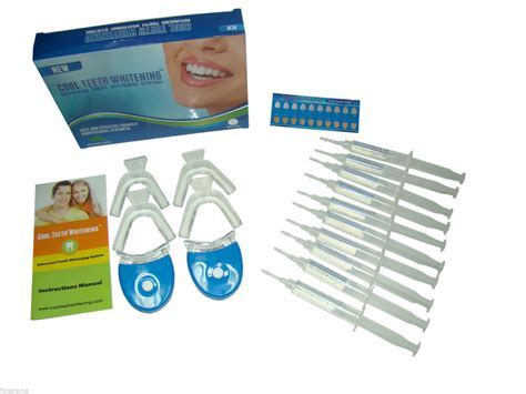 10 Best Teeth Whitening Kits To Try At Home by Cool Teeth Whitening Kit Home Use 2 Complete Sets Total 50
