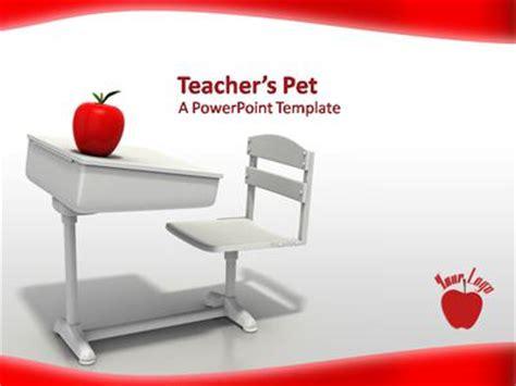 Powerpoint Templates For Teachers by Teachers Pet A Powerpoint Template From Presentermedia