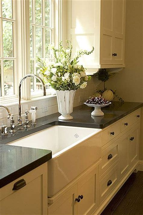 Soapstone Bay Area - a z home decor trend 2014 farmhouse sink t chan