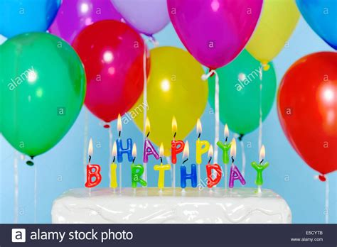 Balon Happy Birthday Tart happy birthday images with cake and balloons wallpaper