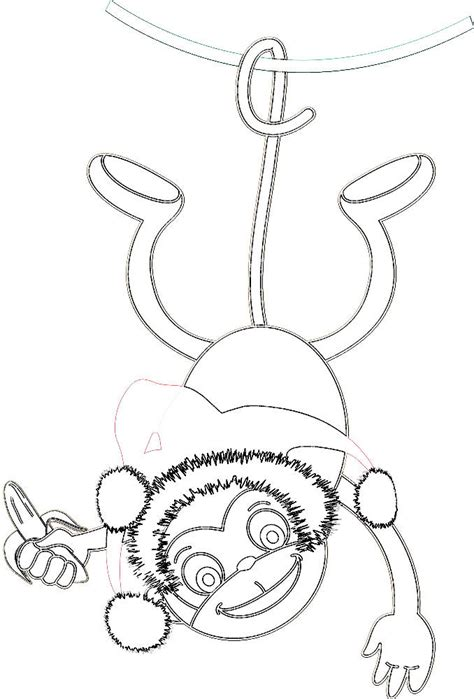 new year monkey colouring in coloring for the new year 2016 monkeys and print