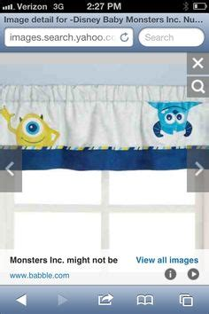 monster inc curtains 1000 images about monsters inc room on pinterest