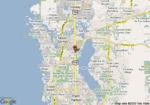map of days inn hotel and suites tarpon springs