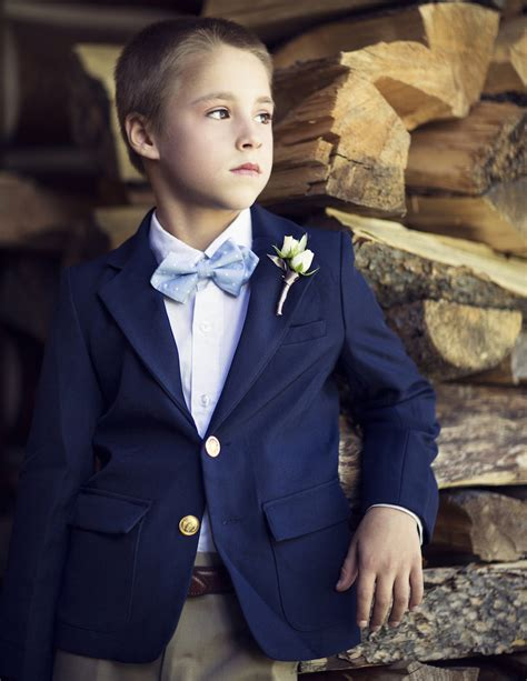 Wedding Attire Ring Bearers by Ring Bearer That Are Anything But Ordinary