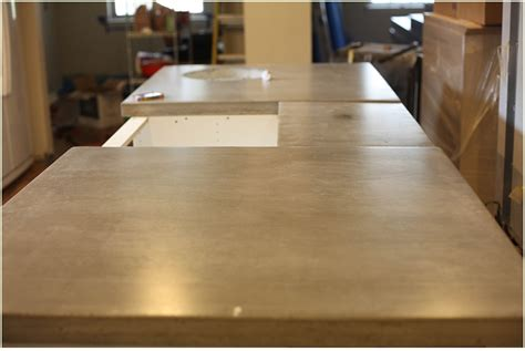 sealing concrete countertops run to radiance