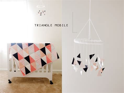 chandelier baby mobile triangle chandelier baby mobile see kate sew