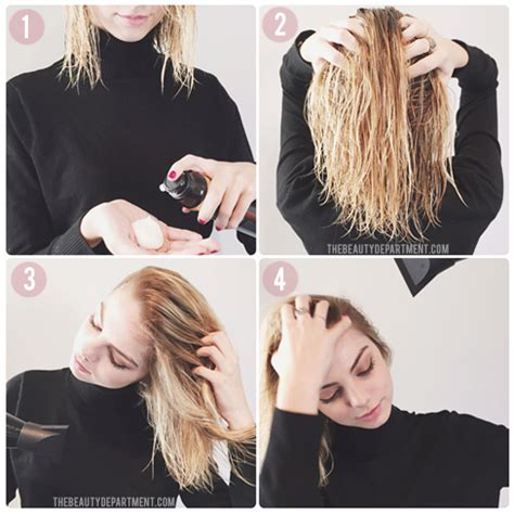 4 ways to style the lob how to style a lob or a bob the beauty department