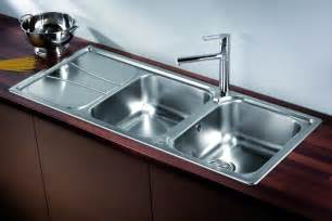 stainless steel bowl kitchen sink solutions taps
