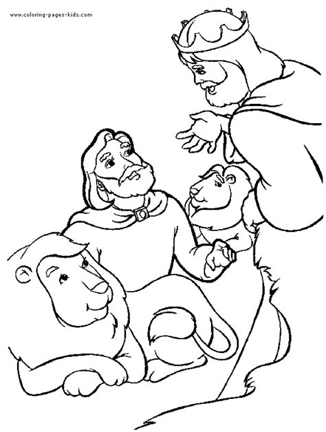 free coloring pages of bible stories preschoolers