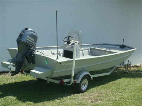 seaark jon boat accessories sea ark 1860 boats for sale