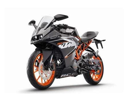 Ktm R 125 Ktm Rc Series Faired Motorcycles Images Car And