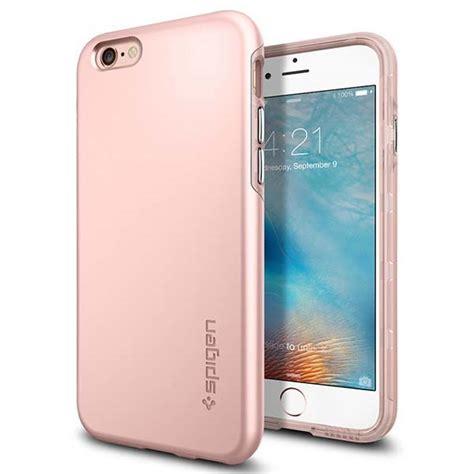 Thin For Iphone 6 6s 6 Plus 6s Plus Softcase spigen thin fit hybrid iphone 6s 6s plus cases gadgetsin