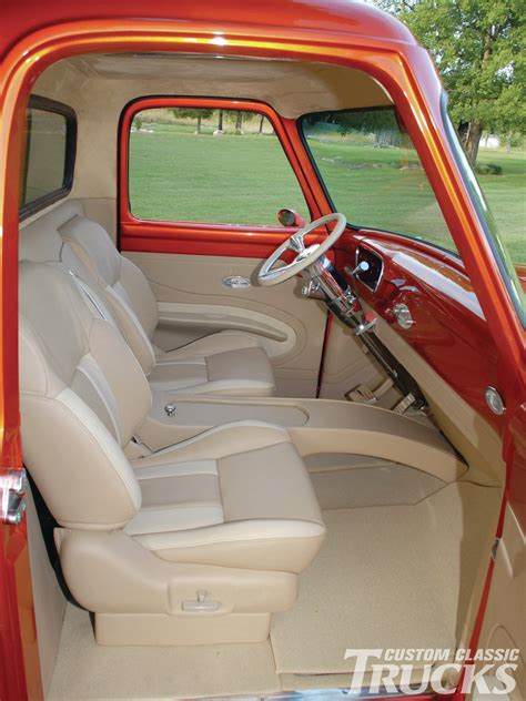 ford truck upholstery the gallery for gt custom classic trucks f100
