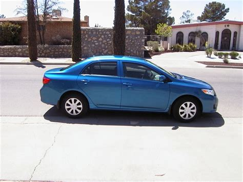 Toyota Corolla For Sale By Owner Toyota Corolla 2010 For Sale By Owner In El Paso Tx 79935