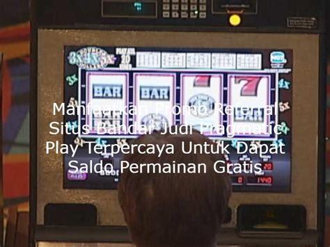 pragmatic play slot  situs judi casino