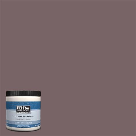 behr premium plus ultra 1 gal ul220 7 ozone interior satin enamel paint 775001 the home depot