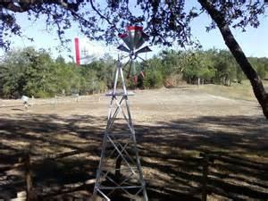 Garden Windmill 8ft Decorative Ornamental Garden Windmills