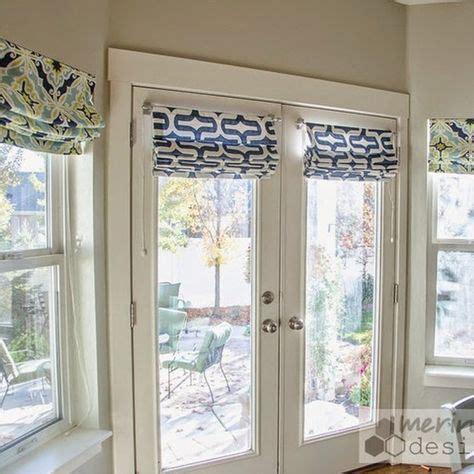 roman shade curtains best 25 roman shades for doors ideas on pinterest