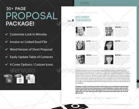 dr web design proposal vol 16 best proposal templates design freebies