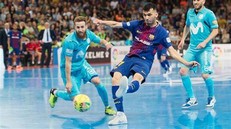 directo futbol sala barcelona movistar en directo final f 250 tbol sala lnfs