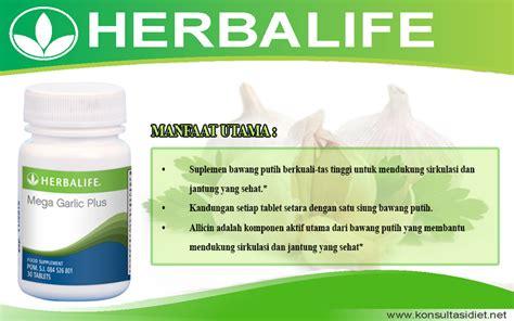 Megagarlic Plus manfaat mega garlic plus herbalife untuk kesehatan jantung