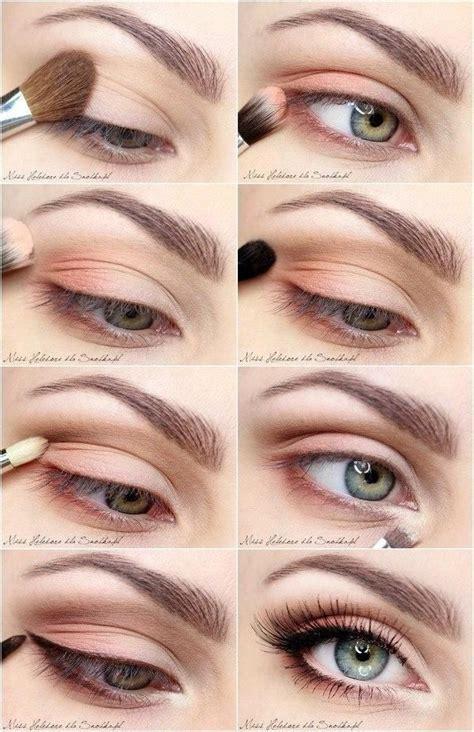 imagenes de ojos naturales m 225 s de 25 ideas fant 225 sticas sobre maquillaje de ojos