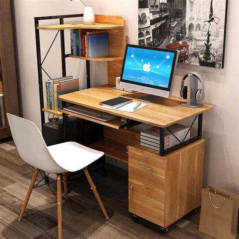 Study Computer Desk New Big Office Computer Laptop Wood End 7 31 2018 11 15 Pm
