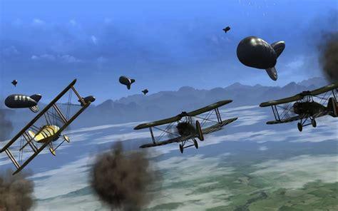 Pilota Gli Aerei Della Prima Guerra Mondiale In Wings