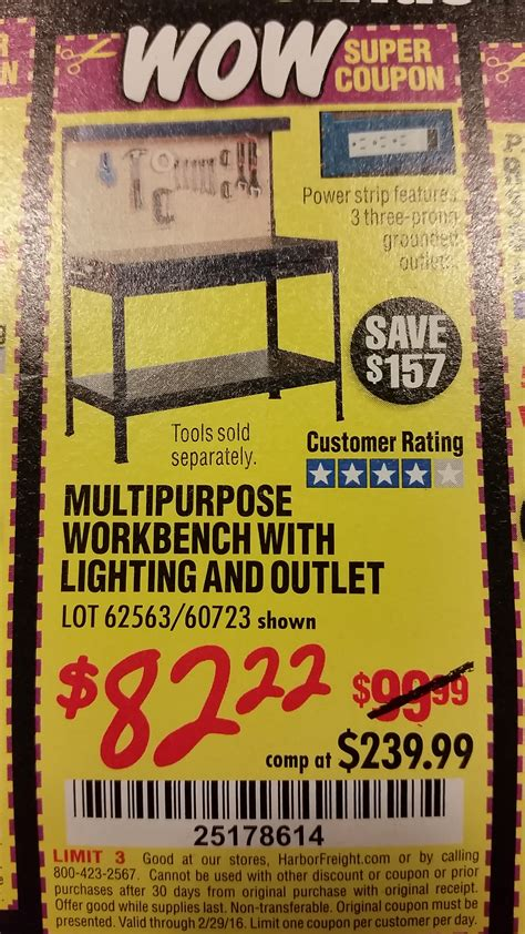 lighting the web coupon harbor freight tools coupon database free coupons 25