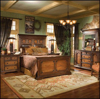 western lodge themed bedrooms rustic decor cabin decor
