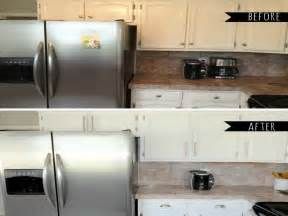 white kitchen cabinets before and after kitchen before and after painted kitchen cabinets